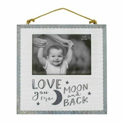 Love You to the Moon and Back Hanging