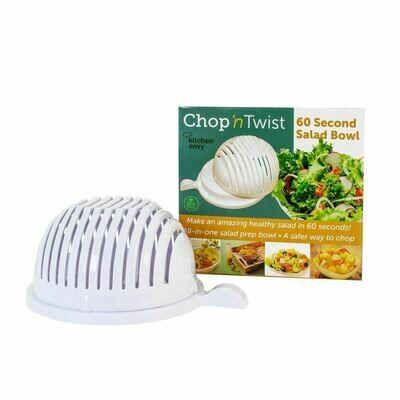 Kitchen Envy Salad Cutting Bowl