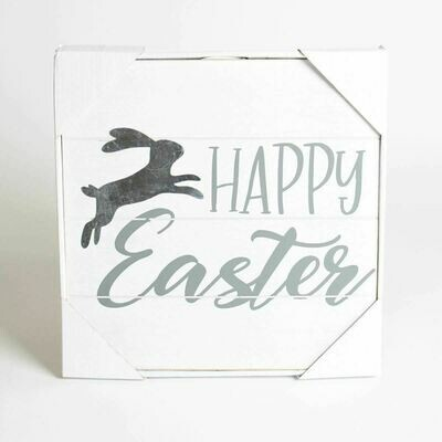 Happy Easter Wall Frame