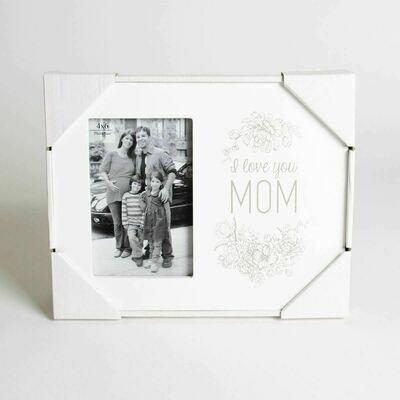 I Love You Mom Frame