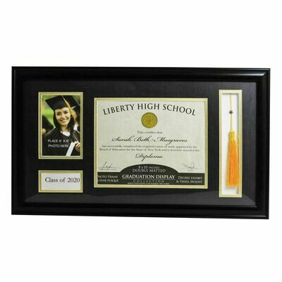 2020 Diploma, Tassel and Photo Frame
