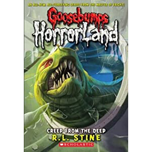 Goosebumps HorrorLand Creep from Deep