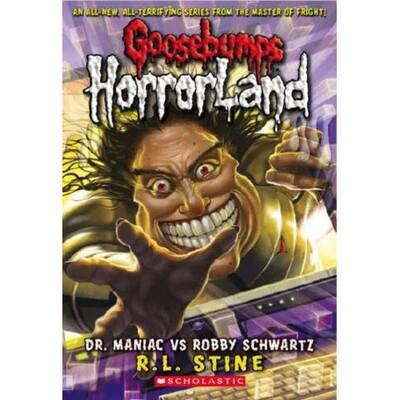 Goosebumps HorrorLand Dr Maniac