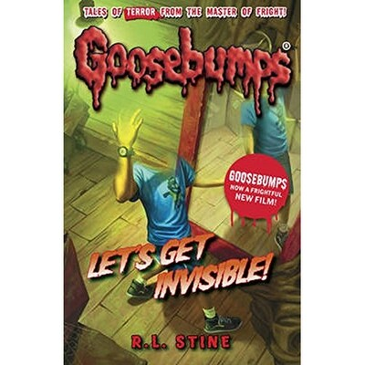 Goosebumps Let's Get Invisible