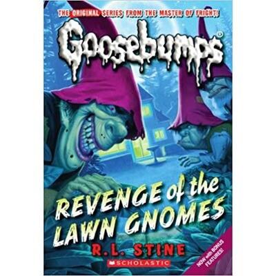 Goosebumps Lawn Gnomes