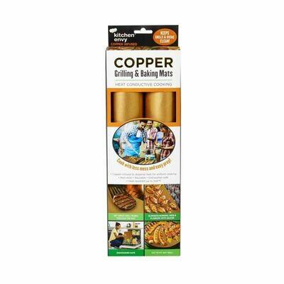 Copper Grilling & Baking Mats