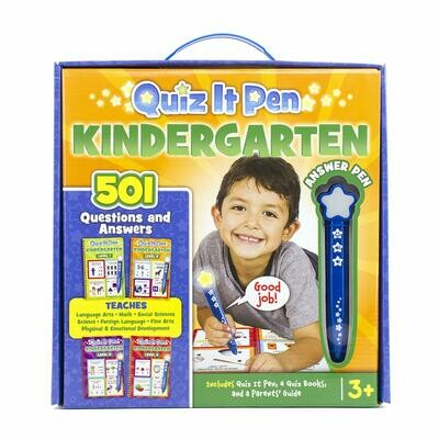 Quiz It Pen Kindergarden