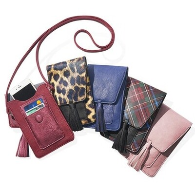 Harper CrossBody Bag - Choose your color