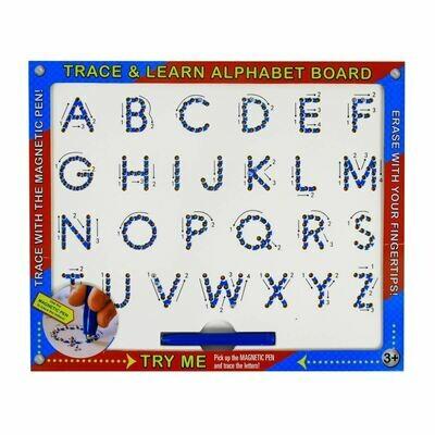 Trace & Learn Alphabet Board
