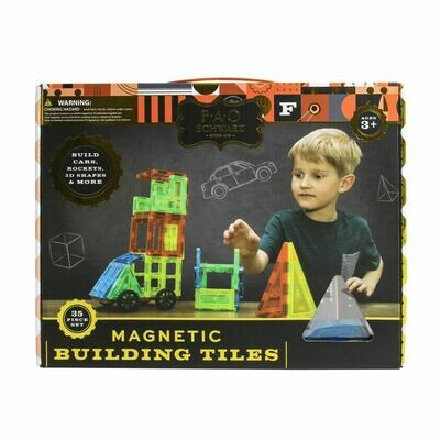 FAO Magnetic Building Tiles