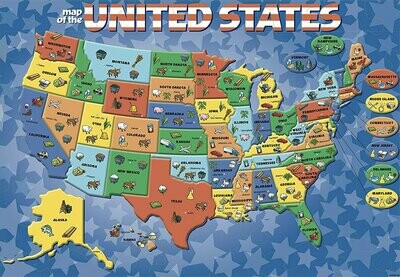 USA Jigsaw Puzzle