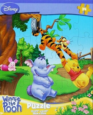 Winnie the Pooh Jigsaw Puzzle