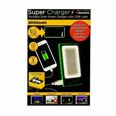 Super Charger Portable Solar Charger NEW