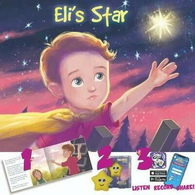 Audio bundle-book & speaker - Eli's Star