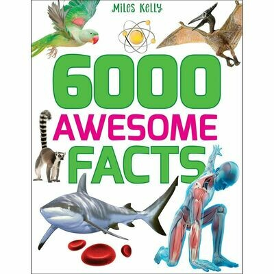 STEM: 6000 Awesome Facts
