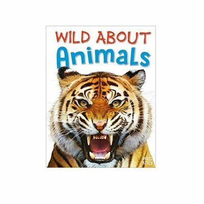 Wild About Animals HC