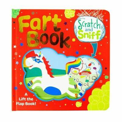Scratch & Sniff Fart Book