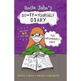 Uncle Johns DIY Diary