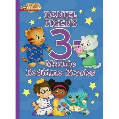 Daniel Tiger's 3 Minute Bedtime Stories