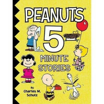 Peanuts 5 Minute Stories