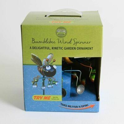 Bumblebee Wind Spinner