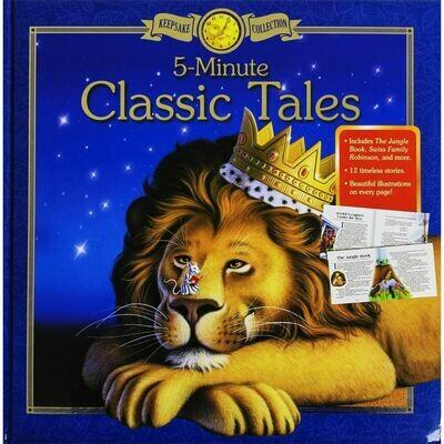 5-Minute Classic Tales Keepsake Treasury