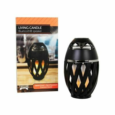 Living Candle Bluetooth Speaker