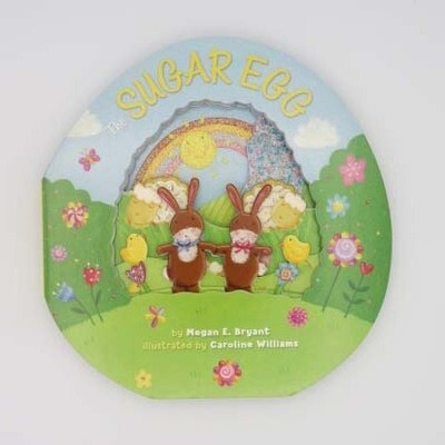 The Sugar Egg (Board Book)