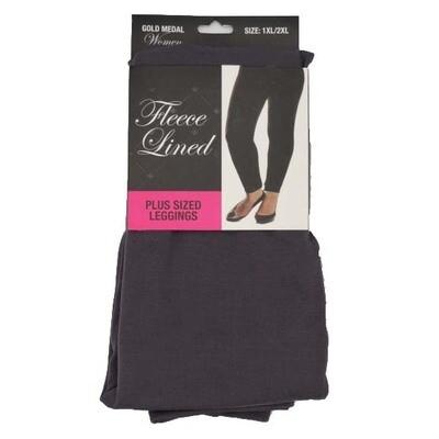 Leggings - Gray - 1XL/2XL