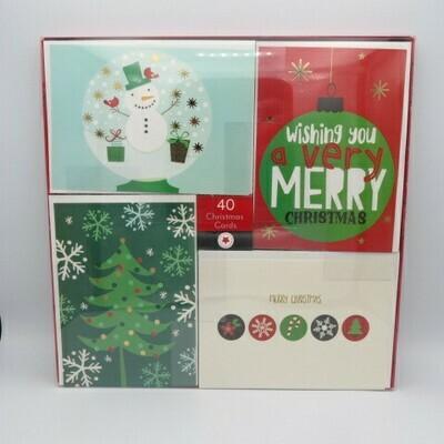 Christmas Cards (40) Whimsical