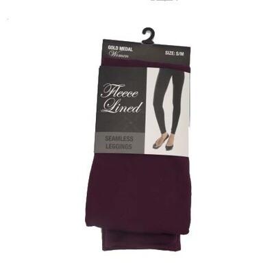 Leggings - Purple - S/M