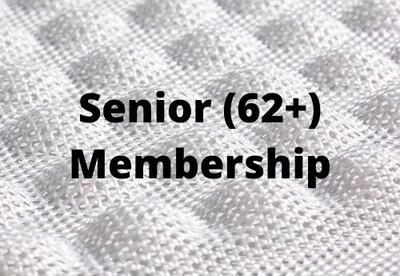 2021-22 Senior (62+) Membership