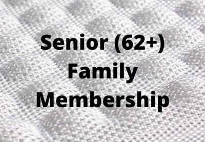 2021-22 Senior (62+) Family Membership