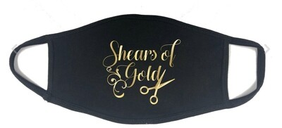 Shears of Gold Mask