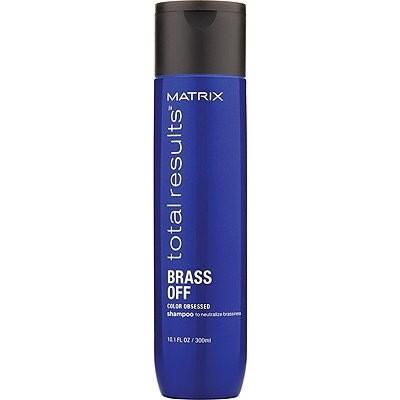 Brass Off Toning Shampoo (Blue)