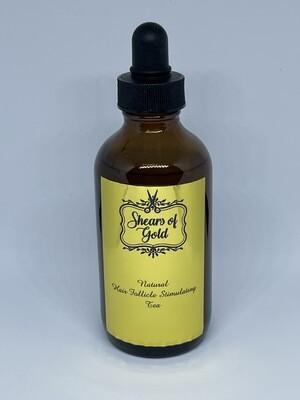Natural Hair Follicle Stimulating Tea