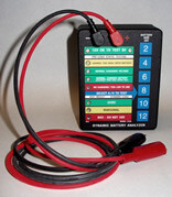 STC 612 Battery Analyzer