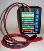 STC 612 Battery Analyzer