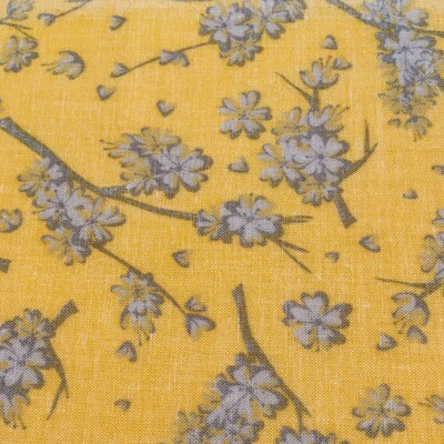 Yellow Blossoms Dark