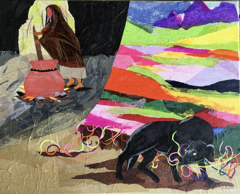 BLACK DOG TIMES by Gretchen Bainum