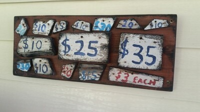 $10/$25/$35 by Michael Enzweiler