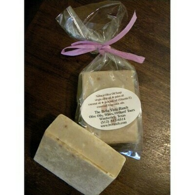 Good Earth Olive Oil Soap