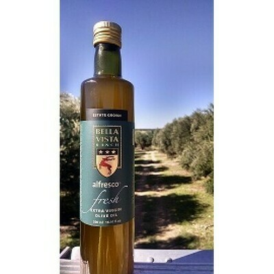 2018 Estate Extra Virgin Olive Oil, 250 ml
