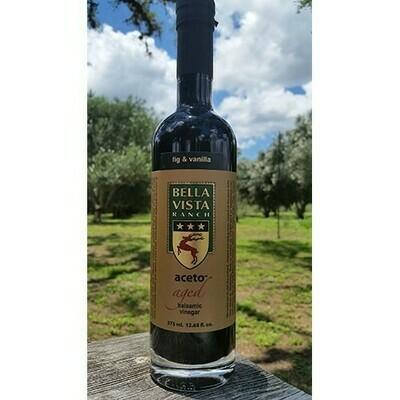 Fig Vanilla Balsamic Vinegar