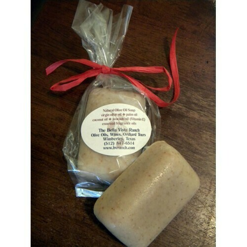 Spiced Pear Olive Oil Soap