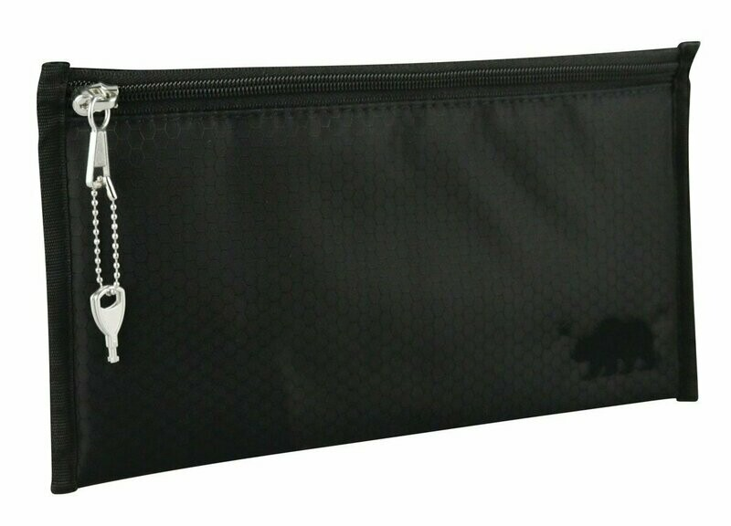 Cali Pouch® 100% Smell Proof w/Locking Key