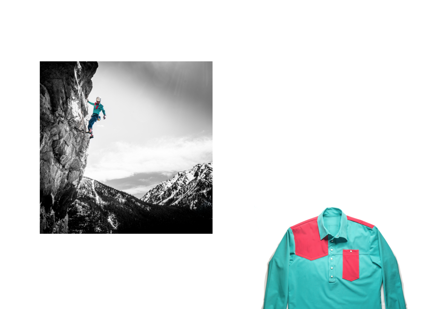 Johnny Cache Alpine Shirt
