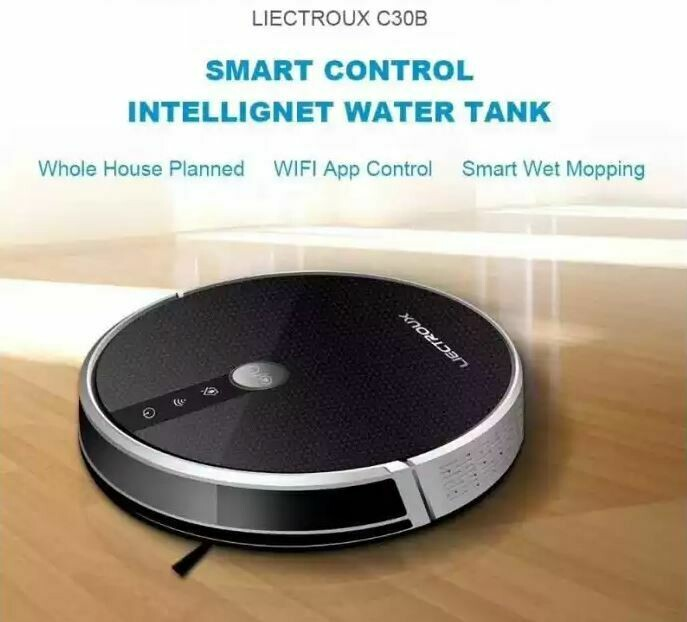 C30B Robot Vacuum Cleaner