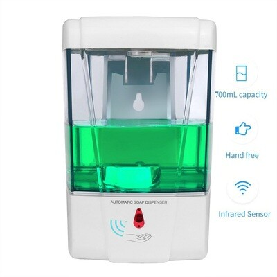 Automatic Infrared sanitizer soap dispenser 700ml
