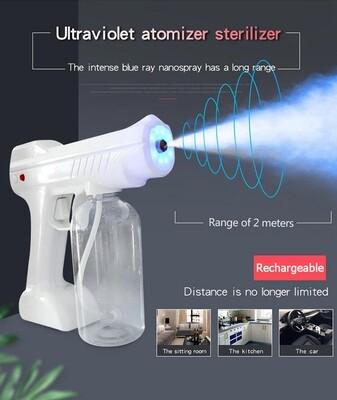 Nano Atomizing spraying machine cordless